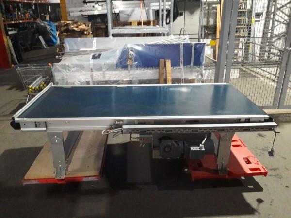 Axmann belt conveyor type 4081 GF 2500-1100-1000