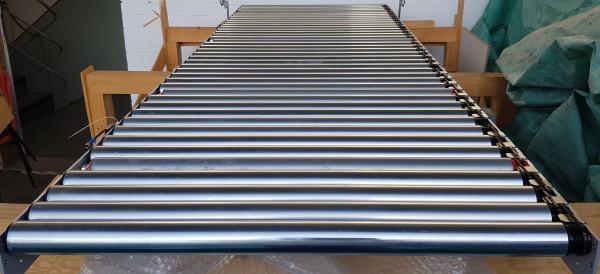 Transnorm accumulation roller conveyor 24V 2520-880-800