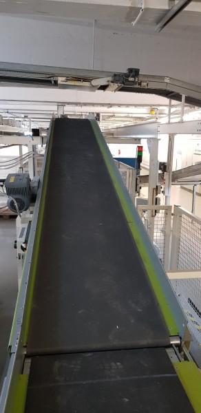 Lippert Belt Conveyor Riser Belt Conveyor GF 6330-650-500