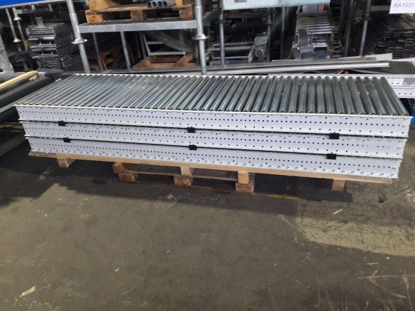 Dematic roller conveyor not driven 3000-900-840