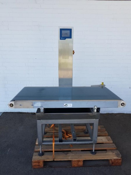 Optima/WIPOTEC-OCS continuous weighing scale 1390-750-1500
