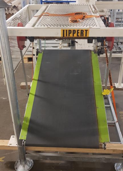 Lippert Gurtförderer Klappband GF 1360-750-600