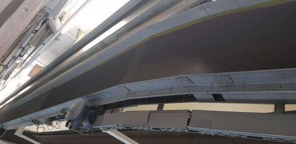 Lippert Belt Conveyor Riser Belt Conveyor GF 6105-650-500