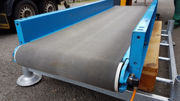 Beumer Belt conveyor belt conveyor belt 1750-550-500