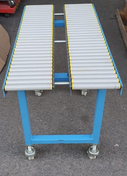 Affeldt Roller conveyor tables 1000-531-237 fahrbar