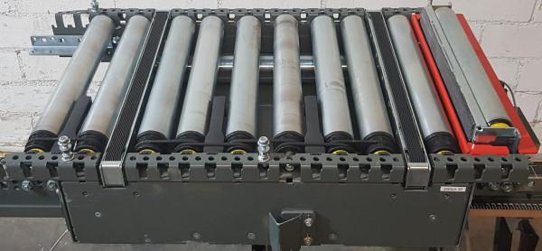 Knapp transfer roller conveyor Toothed belt slider outlet 90° 750-485-425