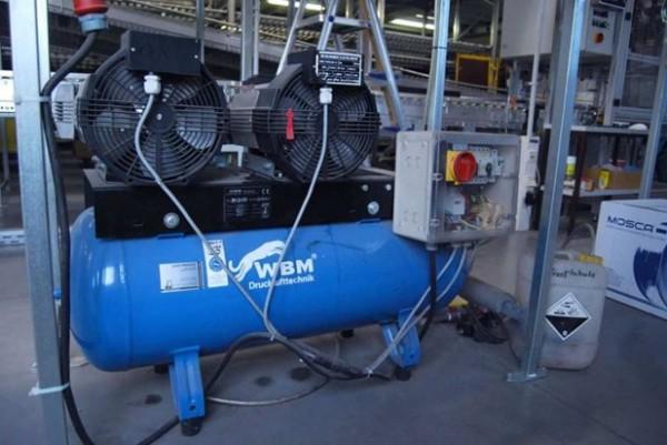 WBM Kompressor BX-2x430