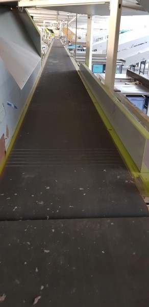 Lippert belt conveyor belt conveyor GF 24500-650-500
