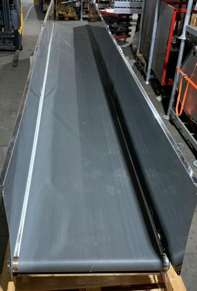Kannegiesser belt conveyors conveyor belt conveyor GF 7250-880-800