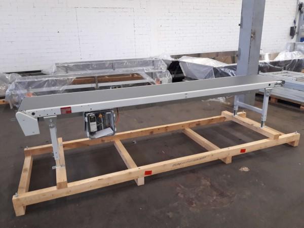 Kannegiesser belt conveyors conveyor belt conveyor GF 3500-680-600
