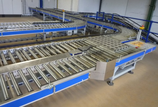 Gebhardt conveyor system roller conveyors roller conveyor roller curves
