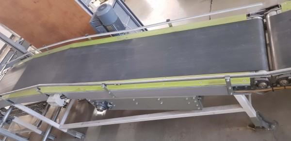 Lippert Belt Conveyor Riser Belt Conveyor GF 4920-550-400