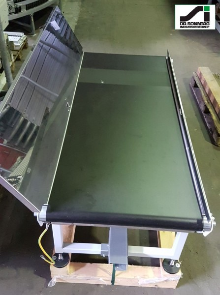 Kannegiesser Belt conveyor belt conveyor belt GF 1500-680/600