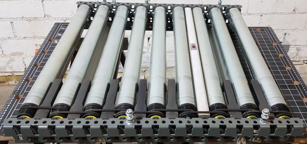 Knapp roller conveyor accumulation roller conveyor 760-690-625