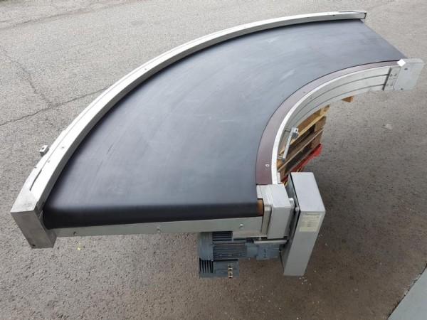 Transnorm Gurtkurvenförderer 90° links Gurtkurve 960-830-800 IR1200