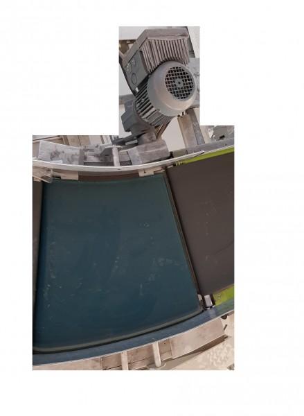 Transnorm Gurtkurvenförderer 20° links GKF 640-750-550 IR1300