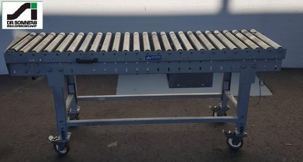 Budde 1850-560-540 Roller conveyor, roller conveyors schwenkbares Durchgangsstück