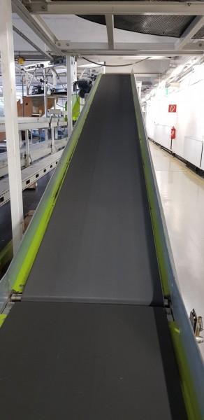 Lippert Belt Conveyor Riser Belt Conveyor GF 6640-650-500