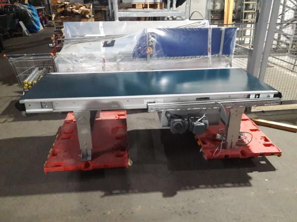Axmann Gurtförderer Förderband Gurtband Typ 4081 GF 2500-900-800