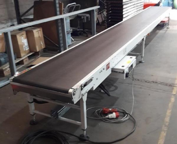 Kannegiesser belt conveyors conveyor belt conveyor GF 6500-680-600