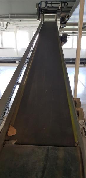 Lippert Belt Conveyor Riser Belt Conveyor GF 6960-650-500