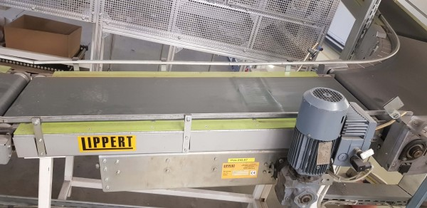 Lippert Belt Conveyor Riser Belt Conveyor GF 1995-550-400