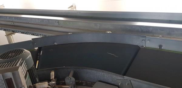 Transnorm Gurtkurvenförderer 45° links GKF 680-750-550 IR700