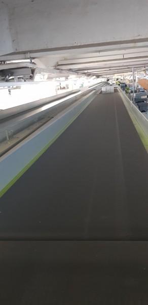 Lippert belt conveyor belt conveyor GF 5580-650-500
