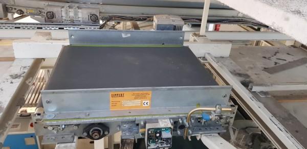 Lippert belt conveyor belt conveyor GF 735-750-600