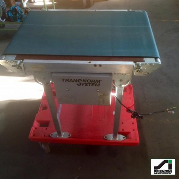 Transnorm Gurtförderer Gurtband Förderband TS 1100 800-500