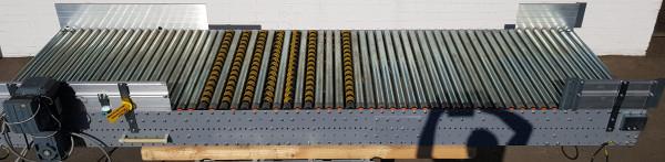Transnorm roller conveyor ejector conveyor cross roller 3715-1050-1030