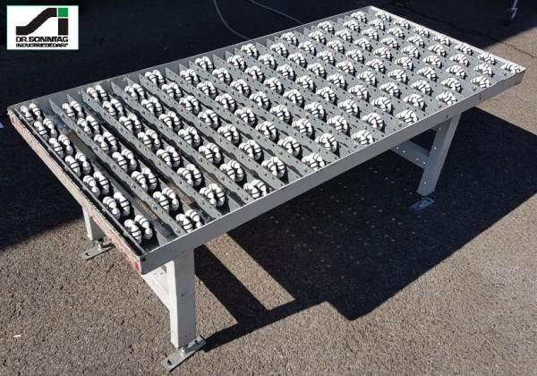 u omni wheel conveyor roller conveyor 1580-750/600