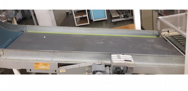 Lippert Gurtförderer Gurtband Förderband GF 2000-750-600