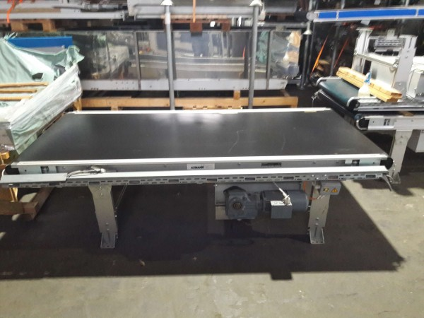 Axmann belt conveyor type 4081 GF 2500-1100-1000