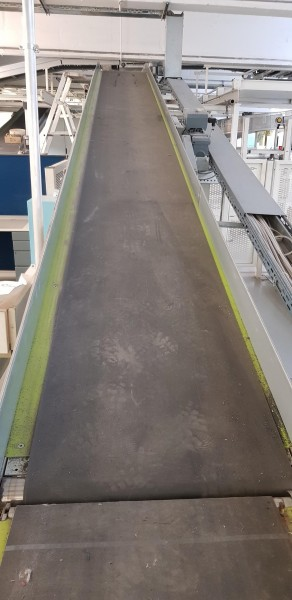 Lippert Belt Conveyor Riser Belt Conveyor GF 7000-650-500