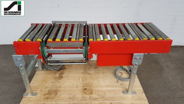 FAS Roller conveyors with chains pull 90 ° 1500-510/75