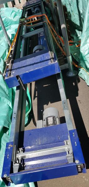 VHS chain conveyors 4340-480-410