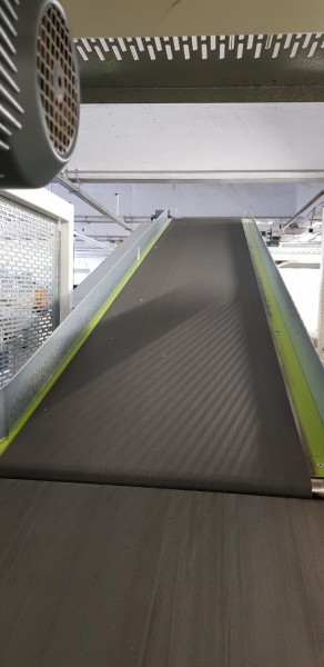 Lippert ascending conveyor belt conveyor belt conveyor GF 7000-650-500