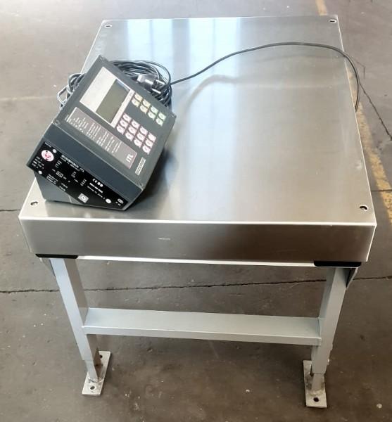 Bizerba Industriewaage 0.4 - 60.0 kg ITL D94-09-022 Tischwaage