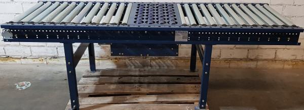 Mecalux roller conveyor ejector conveyor cross roller 2175-738-615