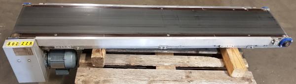 Transnorm Gurtförderer Gurtband Förderband 1880-400-300 TS 1200